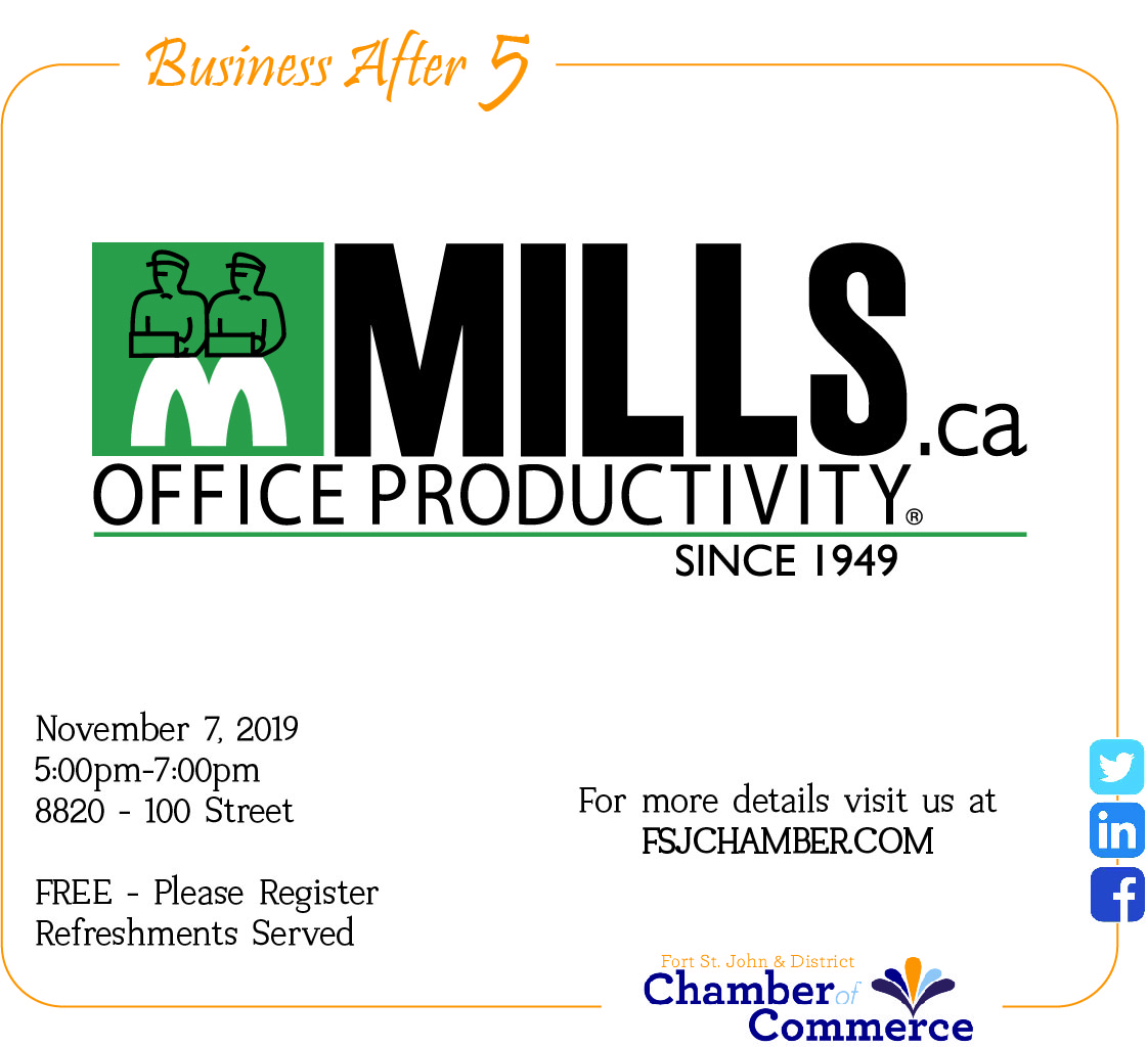 Business After 5 - Mills Office Productivity @ Mills Office Productivity