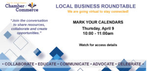 Virtual Business Roundtable @ Virtual