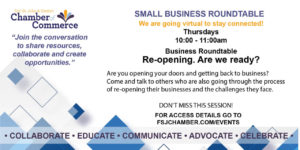 SMALL BUSINESS ROUNDTABLE @ Virtual