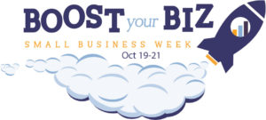 Boost Your Biz - Small Business Week @ Virtual - Accelevent