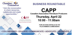 Business Roundtable - CAPP @ Virtual
