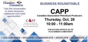Business Roundtable - CAPP, Royalty Review @ Virtual